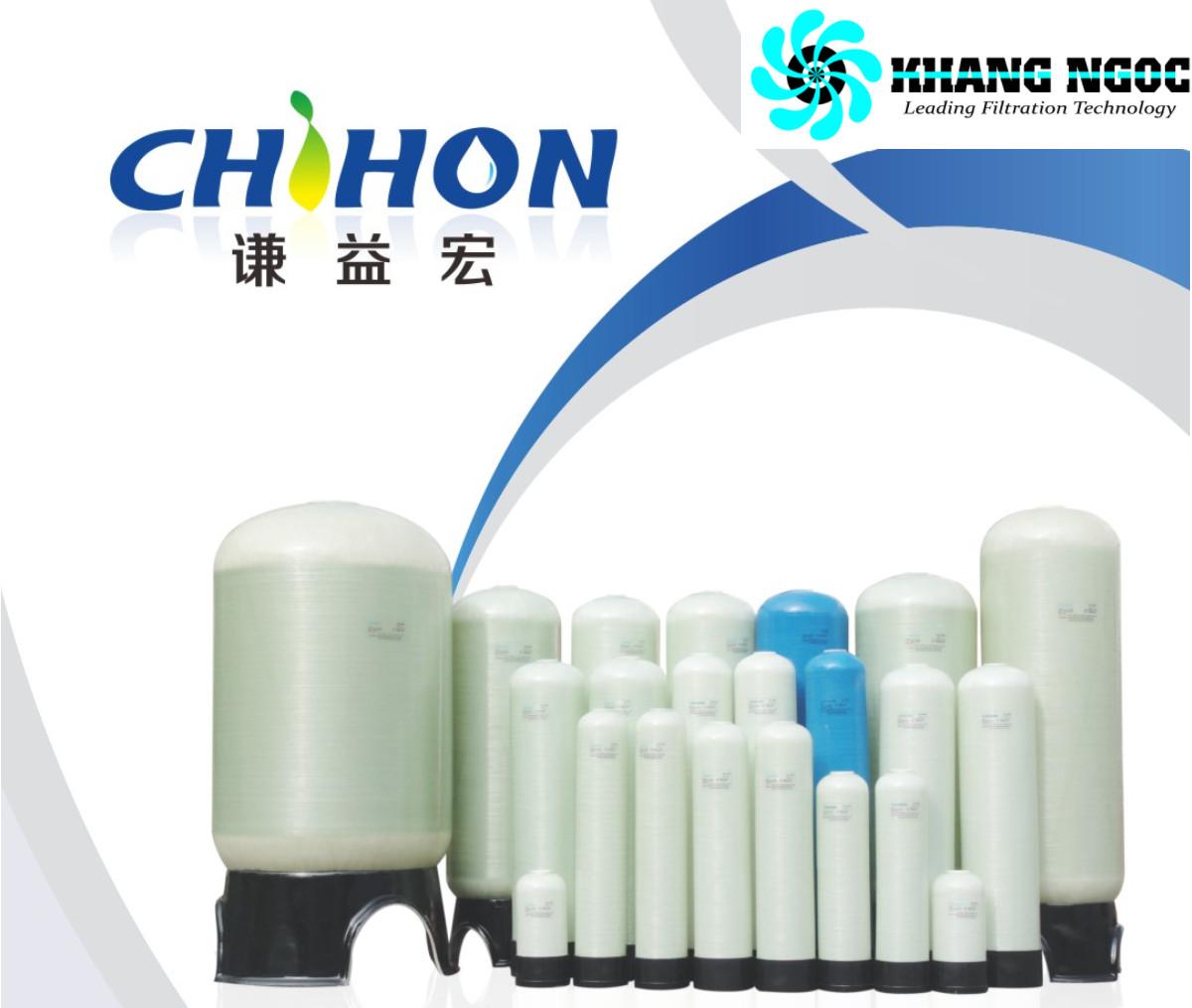Bồn lọc FRP - Chihon