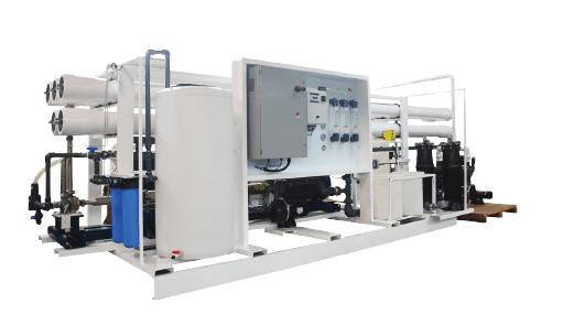 Hệ thống lọc RO nước biển Khang Ngọc